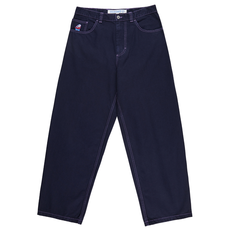 Polar Big Boy Jeans Navy