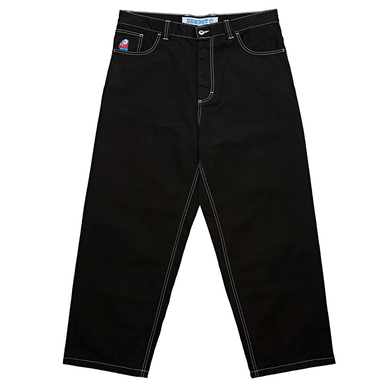 Polar Big Boy Pants Pitch Black