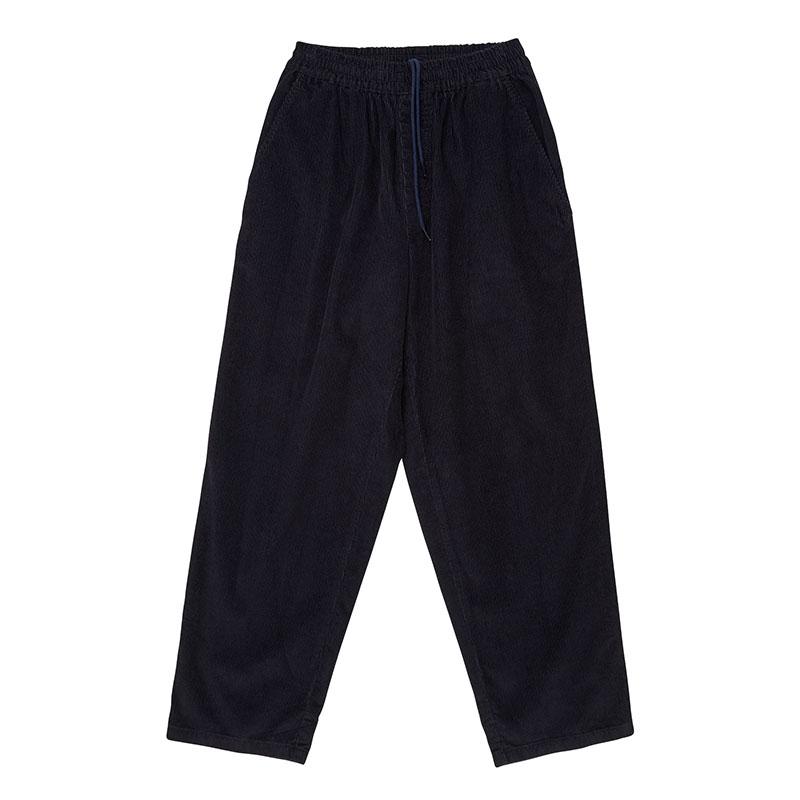 Polar Cord Surf Pants Blueish Black