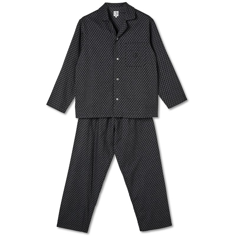 Polar Polar Pyjamas Black