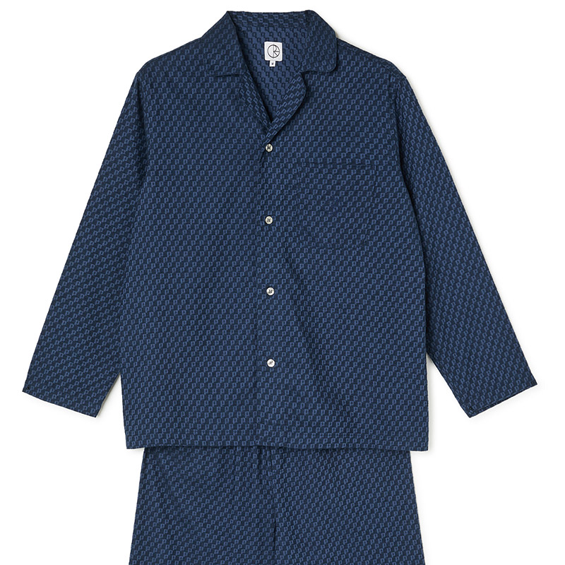 Polar Polar Pyjamas Navy