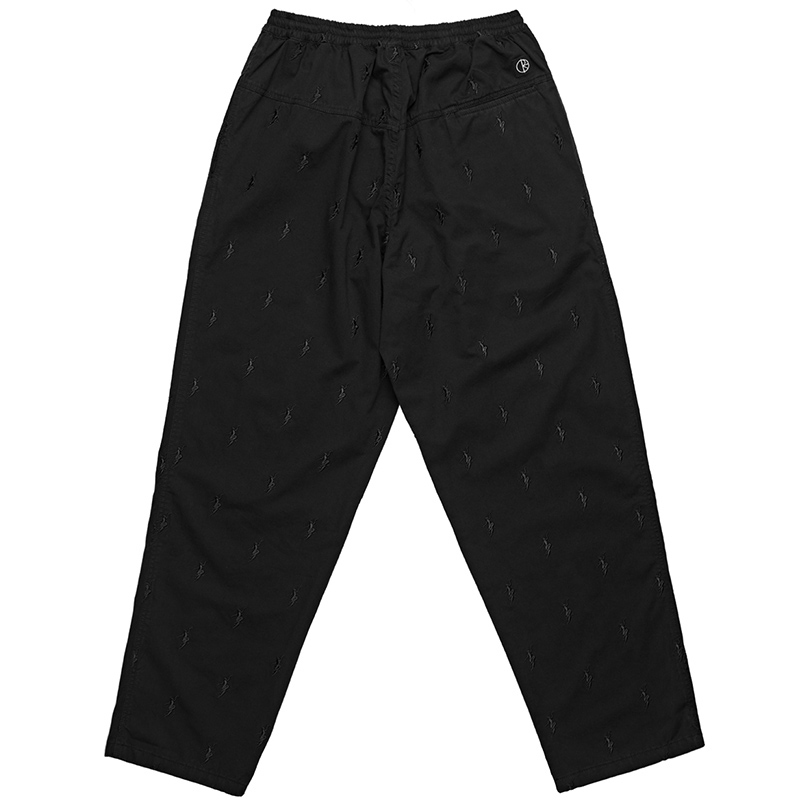 Polar Surf No Comply Pants Black