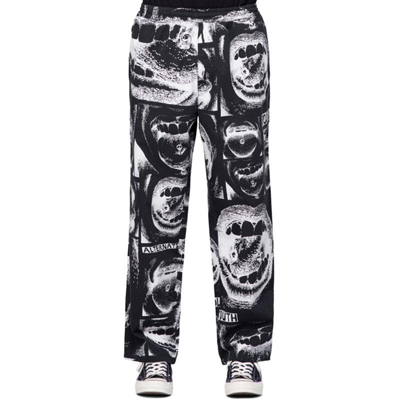 Polar x Iggy Alternative Youth Surf Pants Black