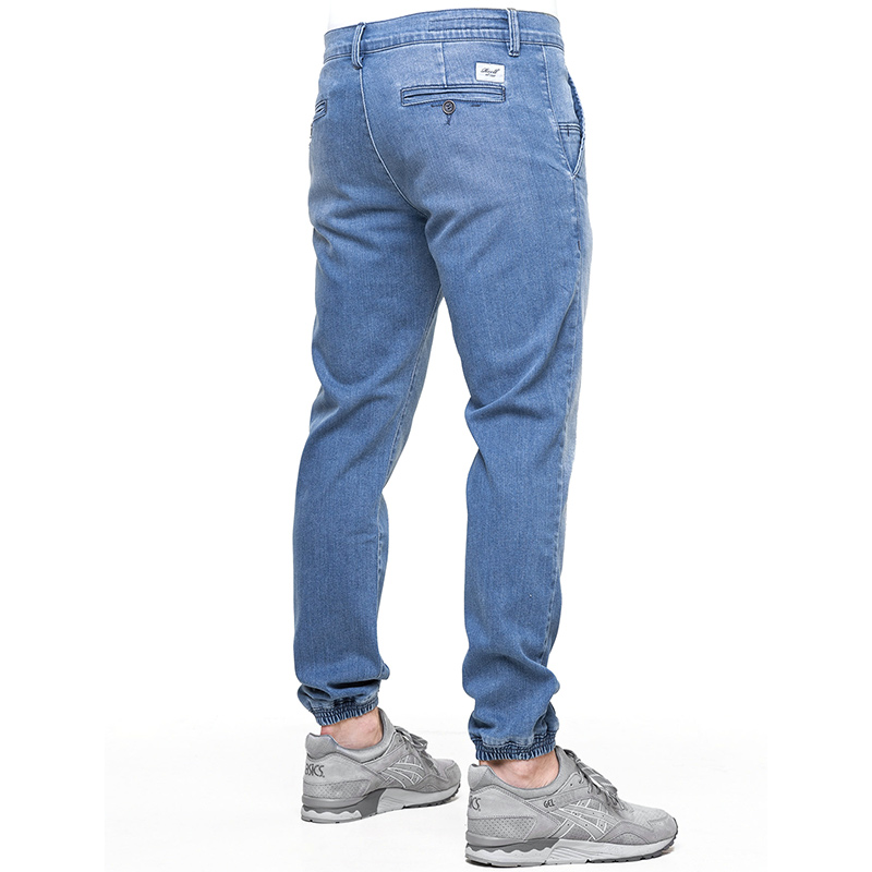 Reell Jogger Pants Superior Mid Blue