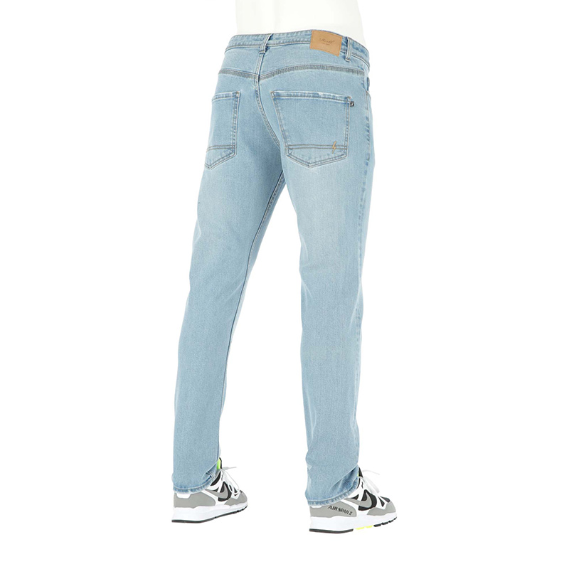 Reell Nova 2 Pants Light Blue Grey Wash
