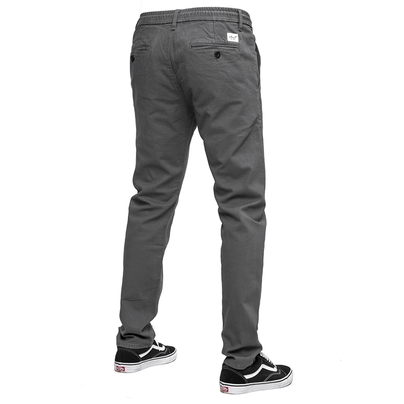 Reell Reflex Easy Pants Charcoal Grey