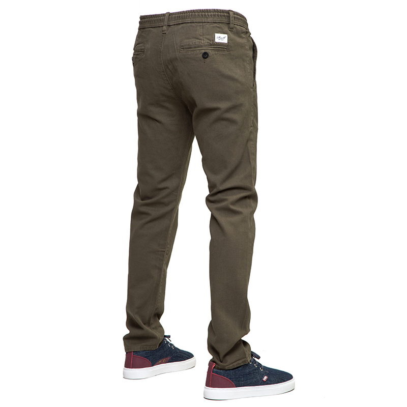 Reell Reflex Easy Pants Clay Olive Canvas