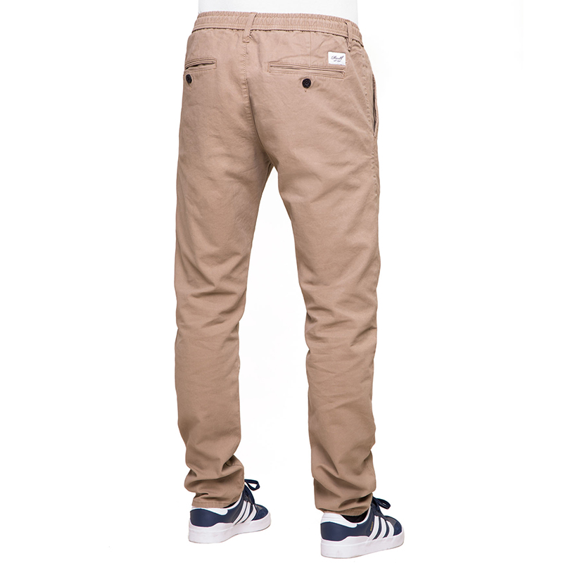 Reell Reflex Easy Pants Dark Sand Canvas
