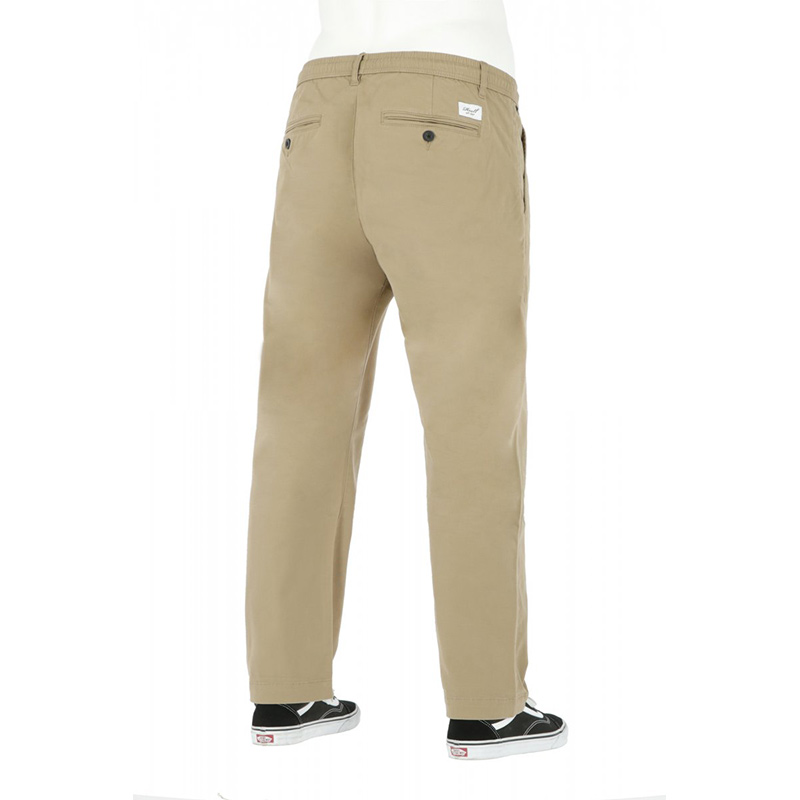 Reell Reflex Loose Chino Pants Dark Sand