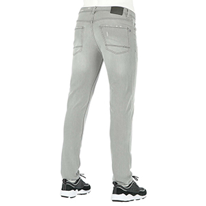 Reell Spider Pants Light Grey Used