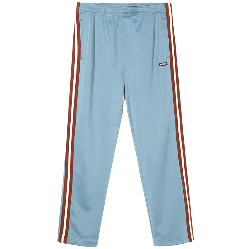 Stussy Poly Track Pant Steel