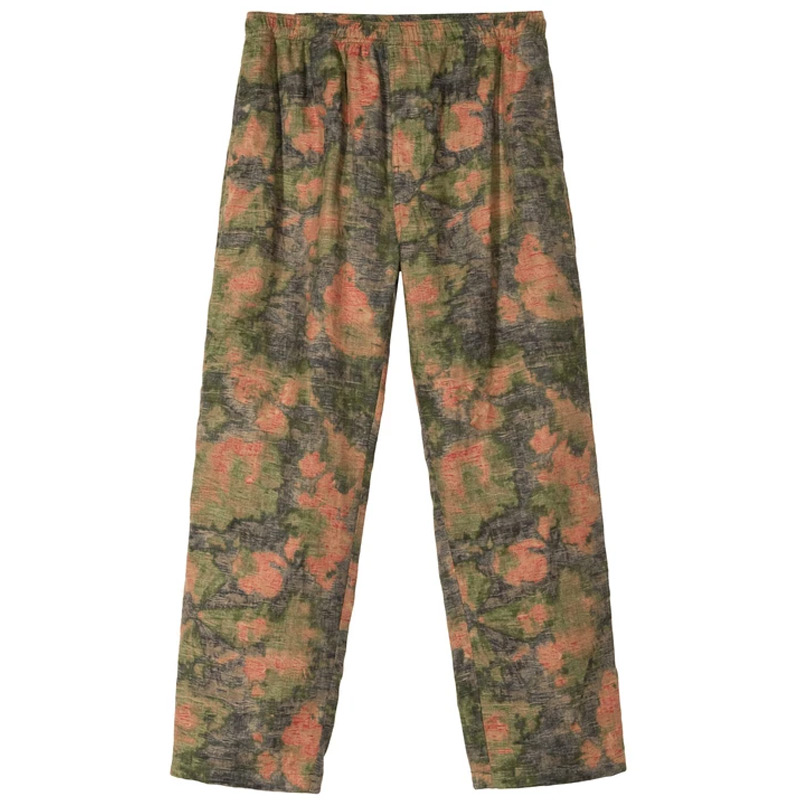 Stussy Reverse Jacquard Relaxed Pants Floral