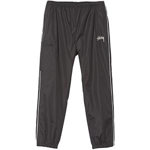 Stussy Side Pocket Nylon Pant Black