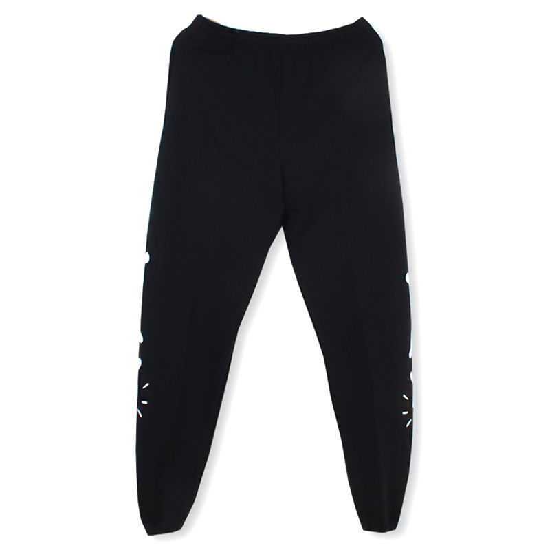 Tired Bones Sweatpants Black