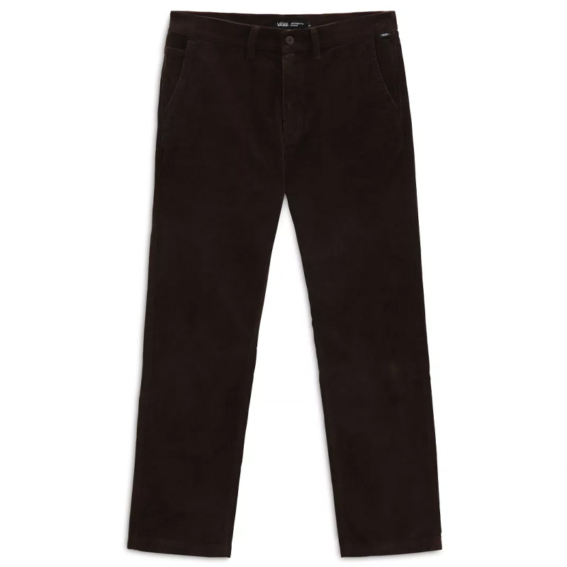 Vans Authentic Chino Cord Relaxed Pants Demitasse