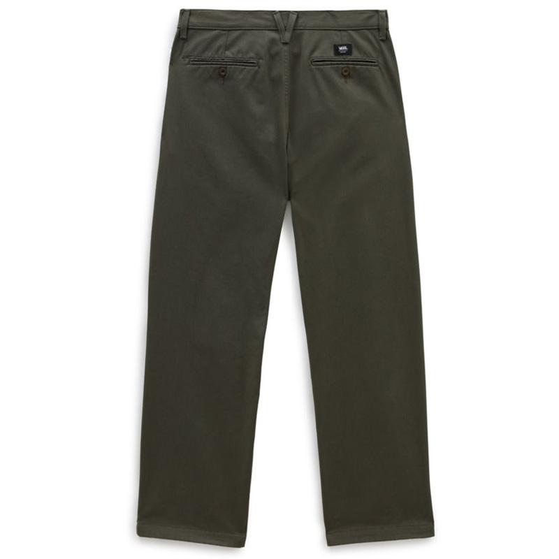 Vans Authentic Chino Pants Dark Green