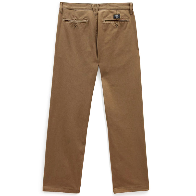 Vans Authentic Chino Pants Medium Brown