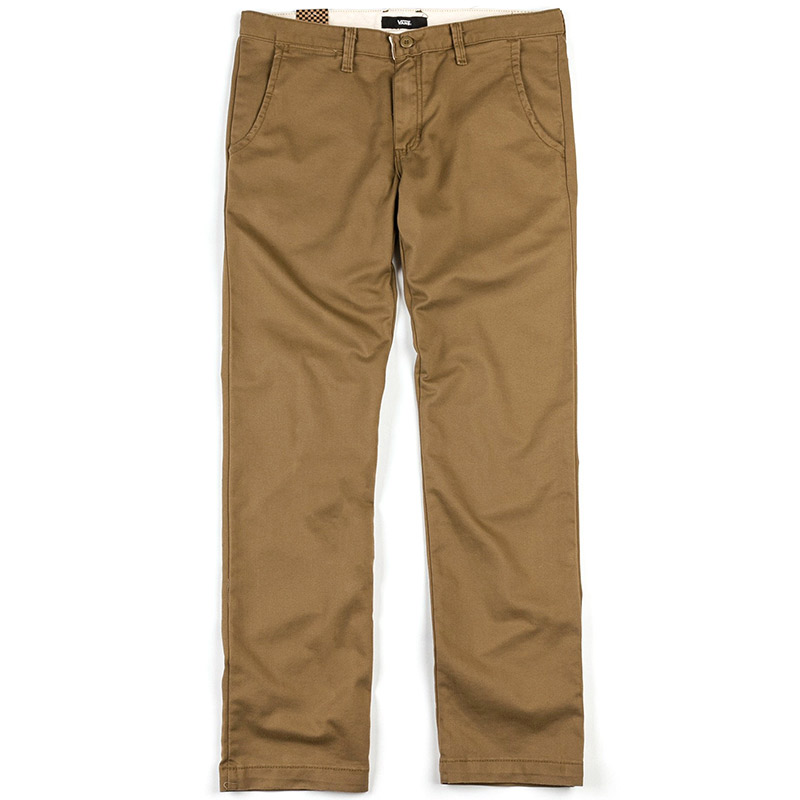 Vans Kids Authentic Chino S Pants Dirt