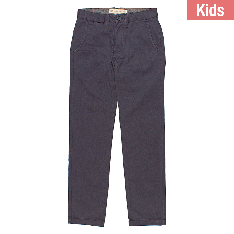 Vans Kids Excerpt Chino Pants Navy