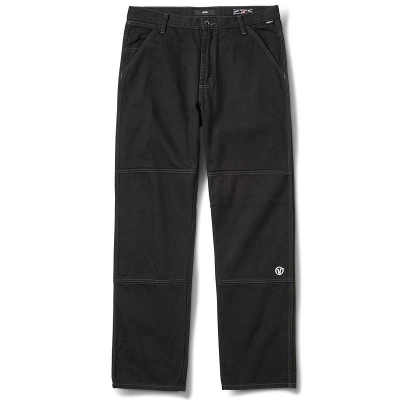 Vans V96 Relaxed Pants Black Rz/Denim