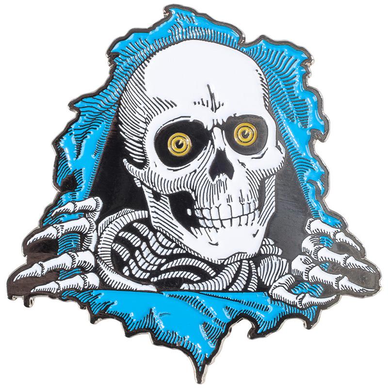 Powell Peralta Ripper Blue Pin