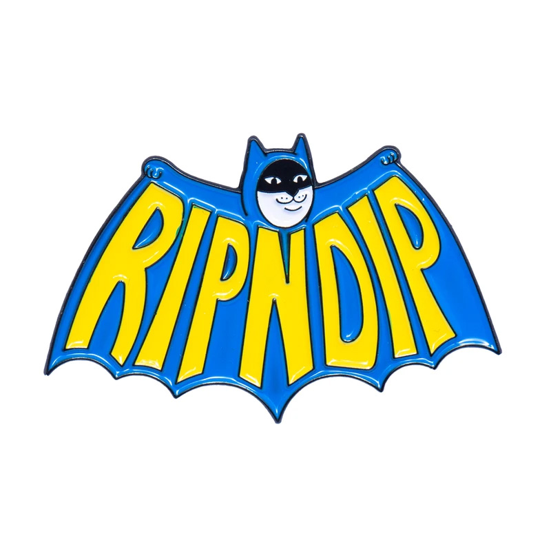 RIPNDIP Catman Pin