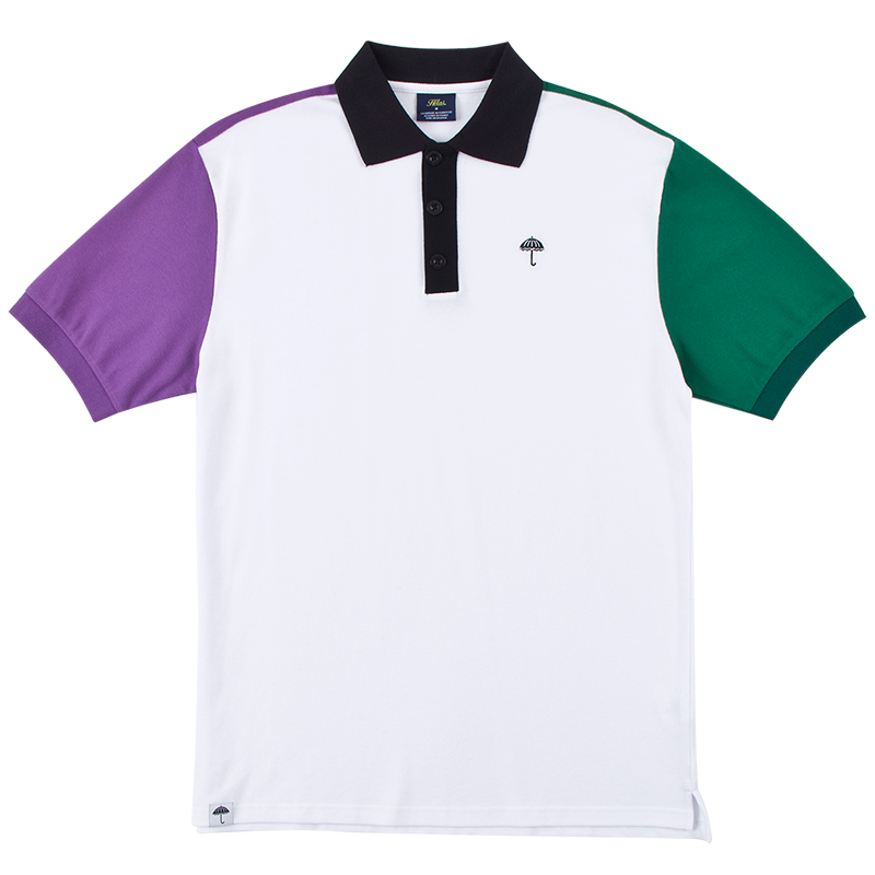 Helas Quattro Inferno Polo White