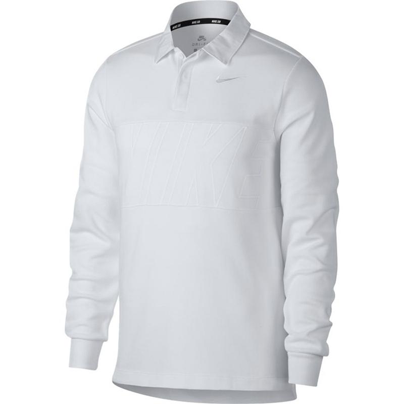 Nike SB Dry Top Polo White/White/White/White