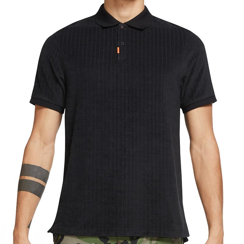 Nike SB Ol Terry Polo Black/Black
