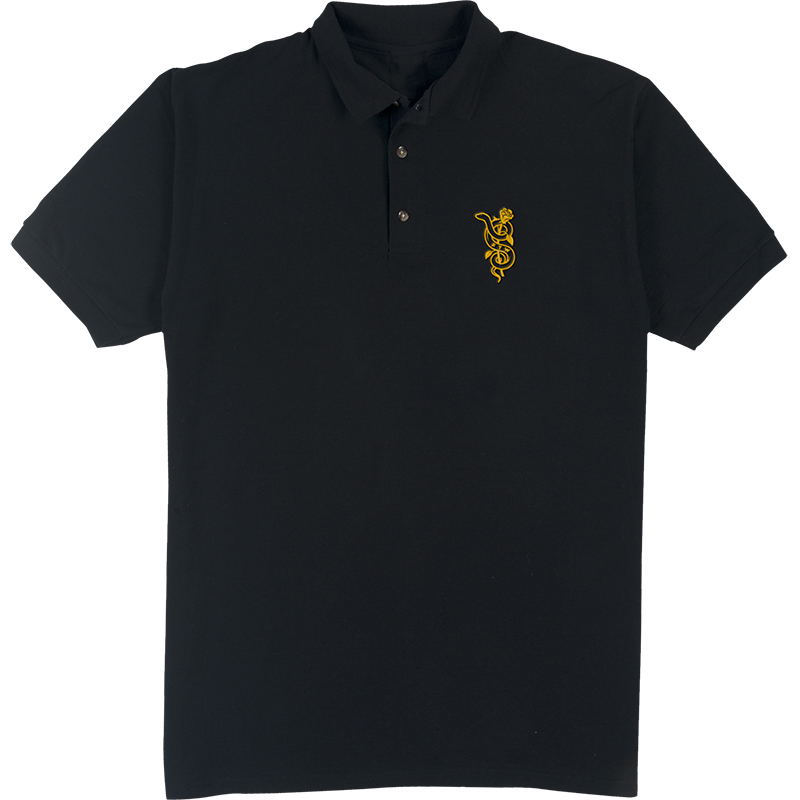 Real Bloom Polo Black