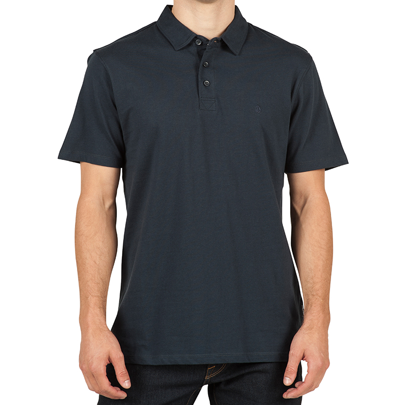 Volcom Wowzer Polo Navy