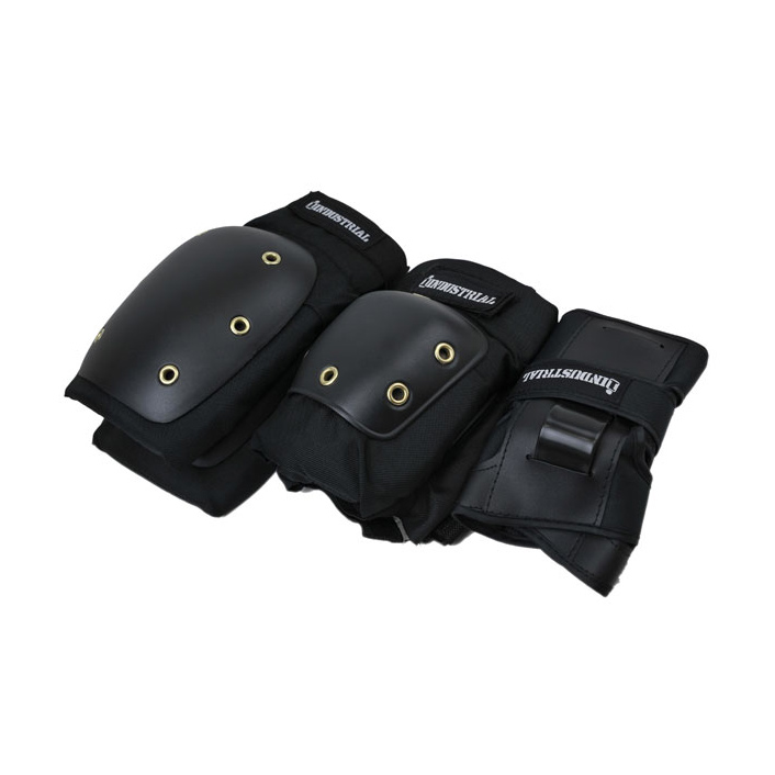 Industrial 3-IN-1 Pad Set Black
