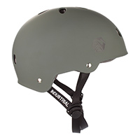 Industrial Certified Helmet Army Grey/Black