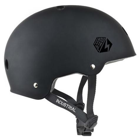 Industrial Certified Helmet Black/Black