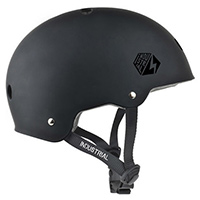 Industrial Certified Helmet Black/Black