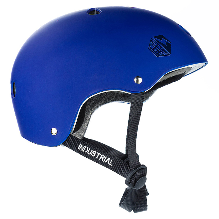 Industrial Certified Helmet Royal Blue/Navy