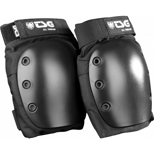 TSG All Terrain Kneepads Black