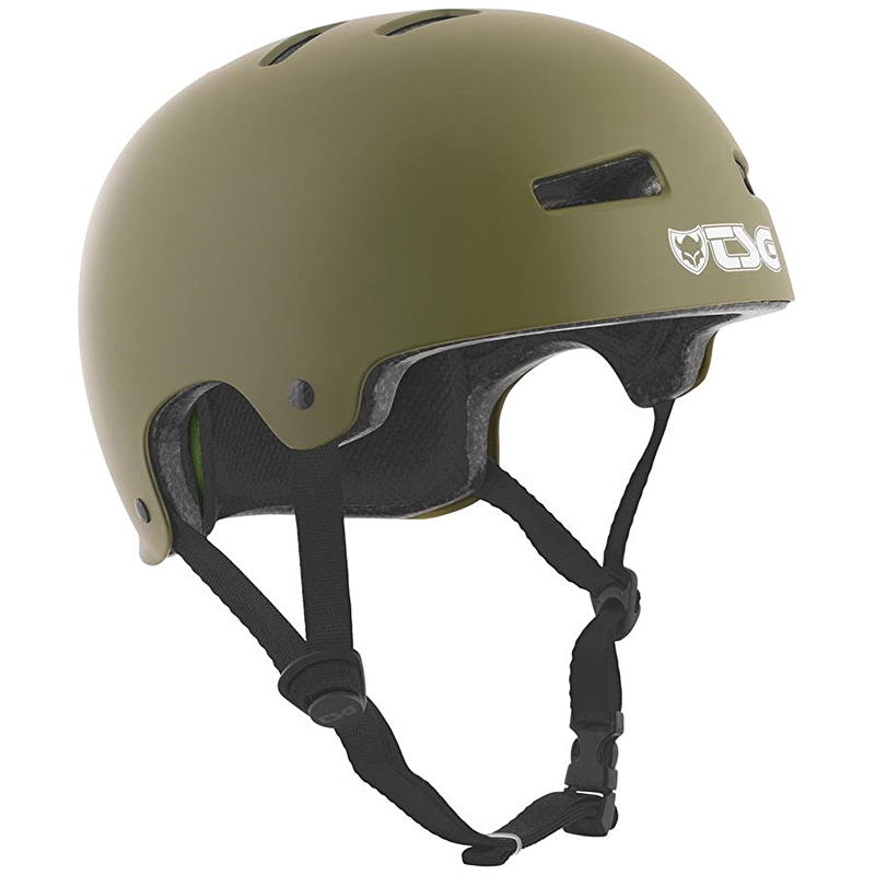 TSG Evolution Helmet Satin Olive