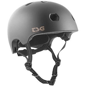 TSG Meta Helmet Satin Black