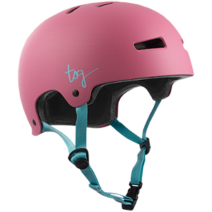 TSG Evolution Helmet Satin Lollipink