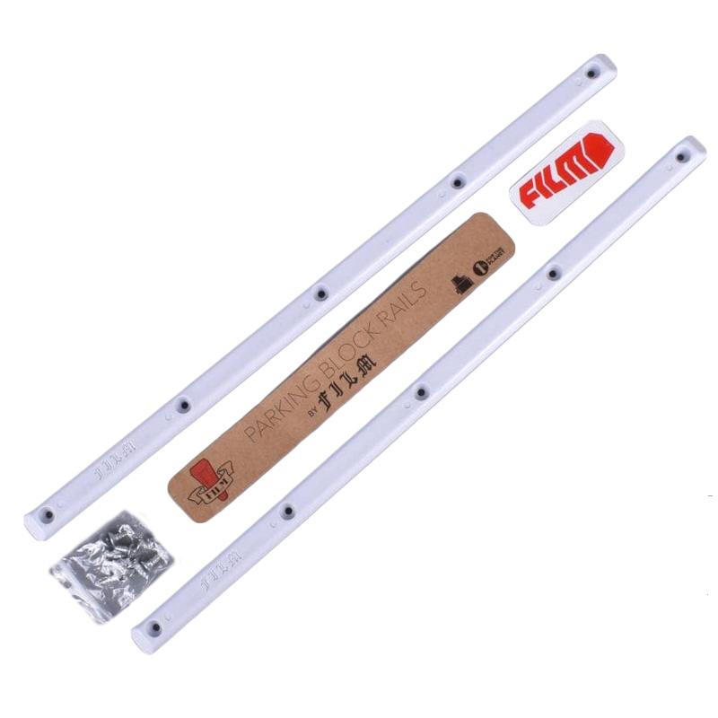 Film Rails White UV Color Changer