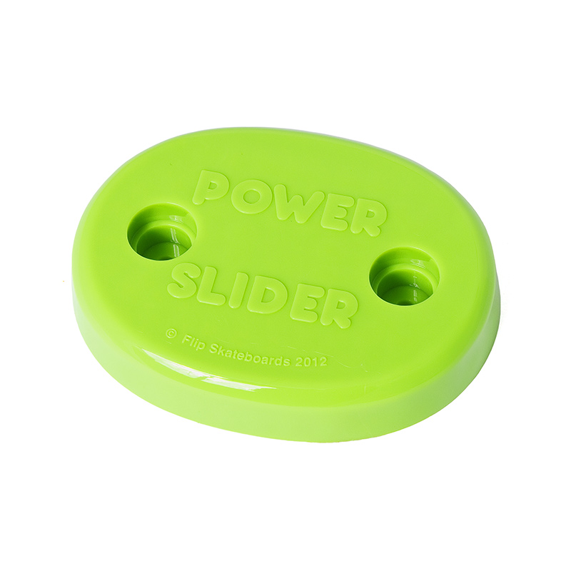 Flip Power Slider Neon Green