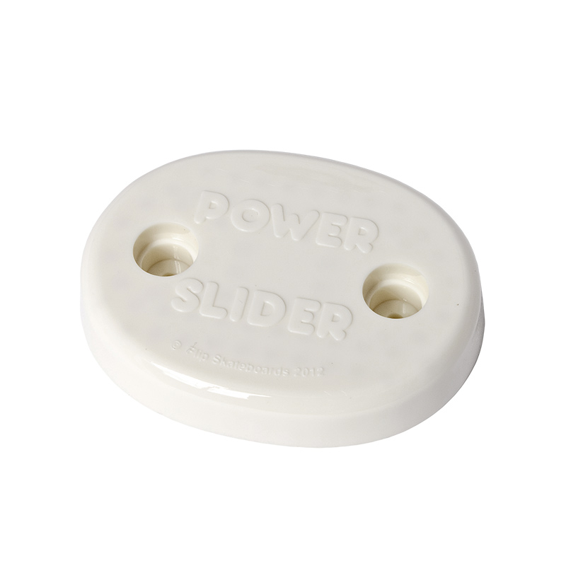 Flip Power Slider White