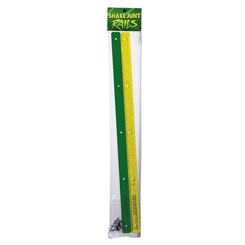 Shake Junt Rails Green/Yellow