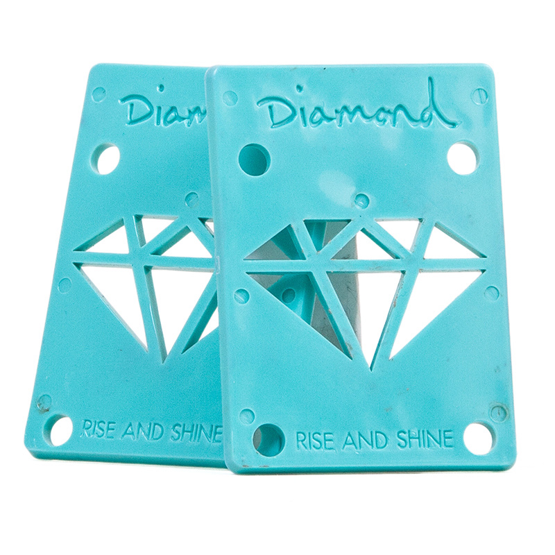 Diamond Rise & Shine Riser Pads 12 Pack Diamond Blue