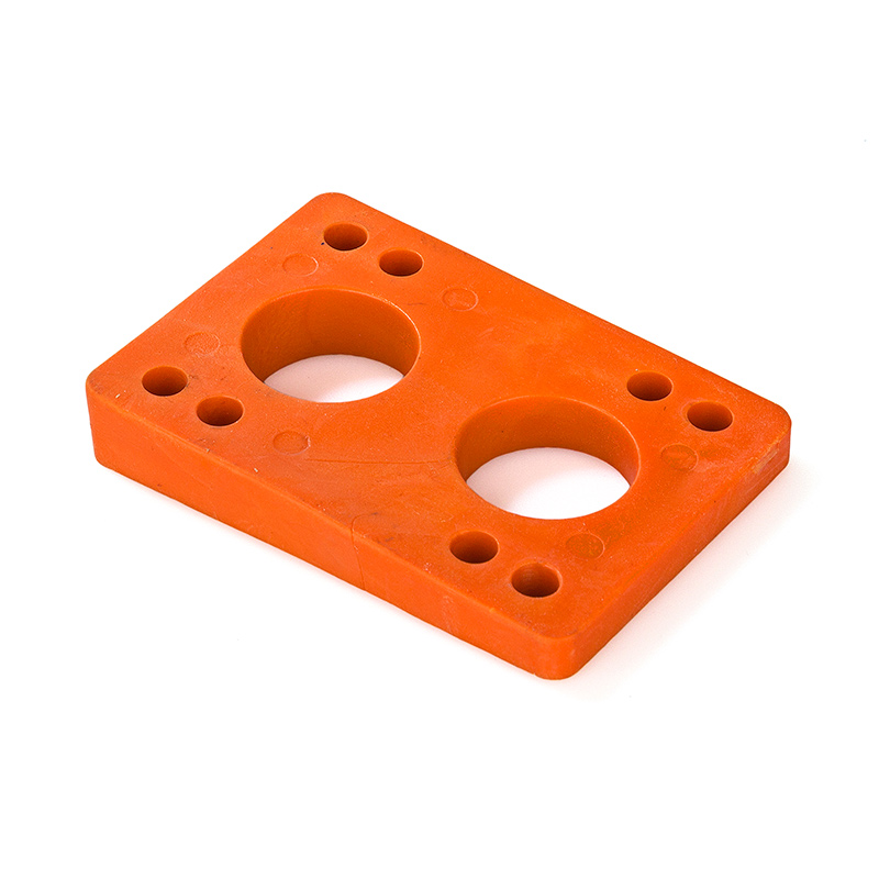 Select 1/2 Inch Wedge Riserpad Orange
