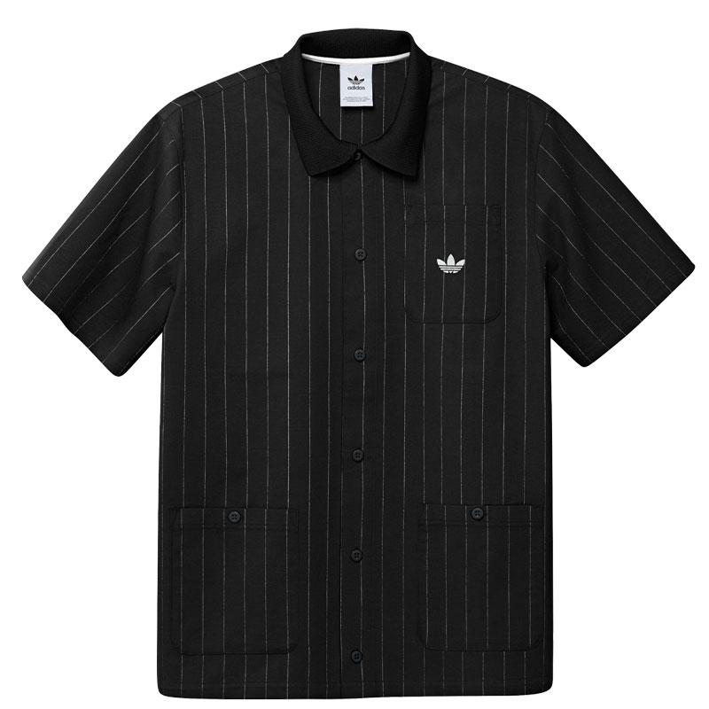 adidas Shooting Shirt Black/Owhite