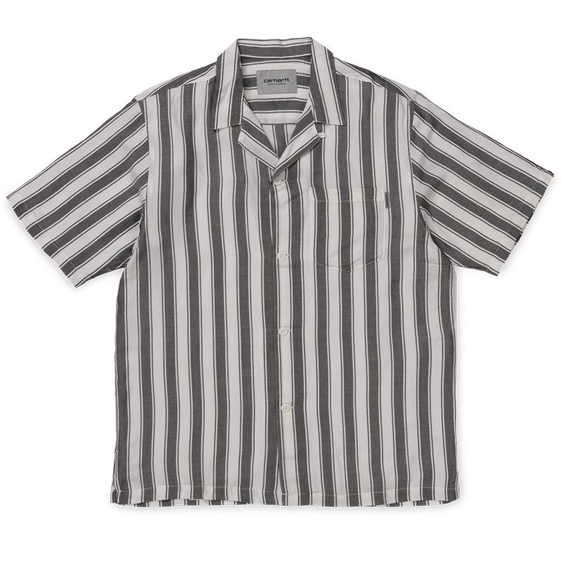 Carhartt Esper Shirt Black/Wax