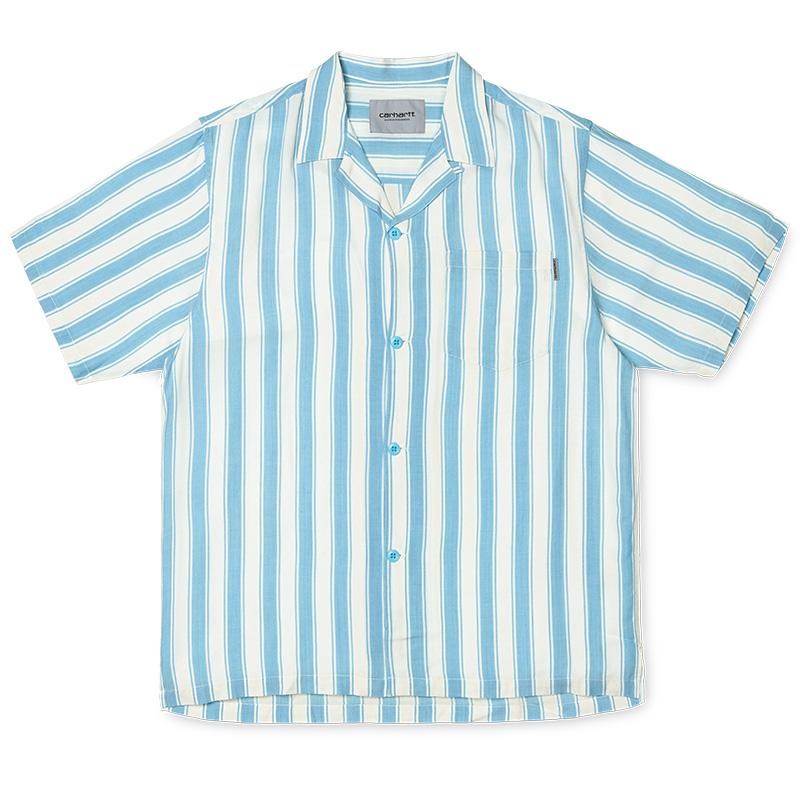 Carhartt Esper Shirt Capri/Wax