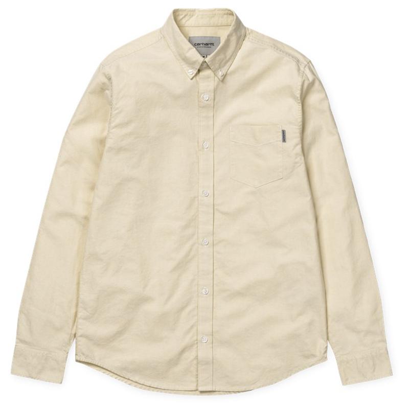 Carhartt Longsleeve Button Down Pocket Shirt Ibiza